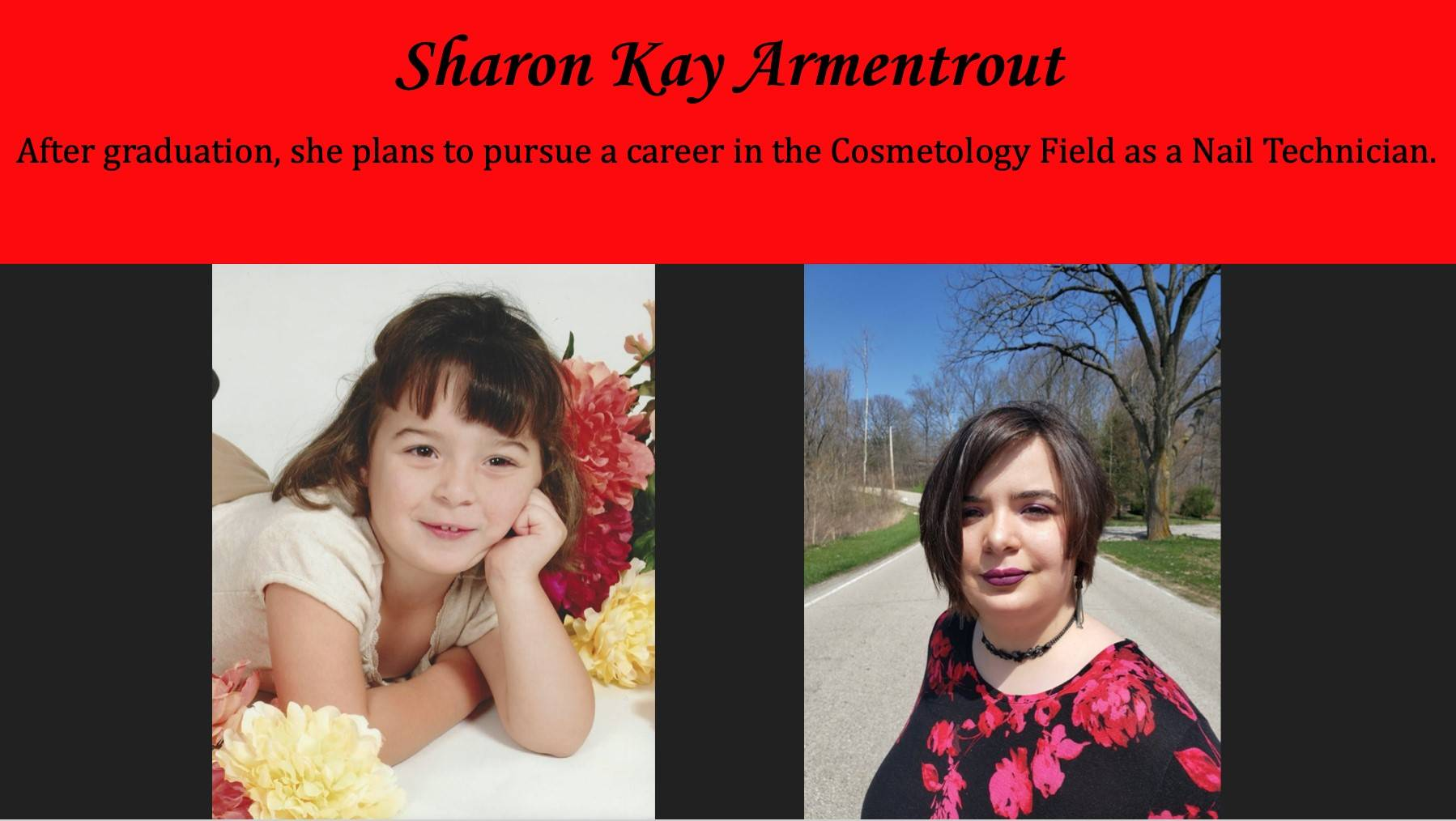 Sharon Armentrout