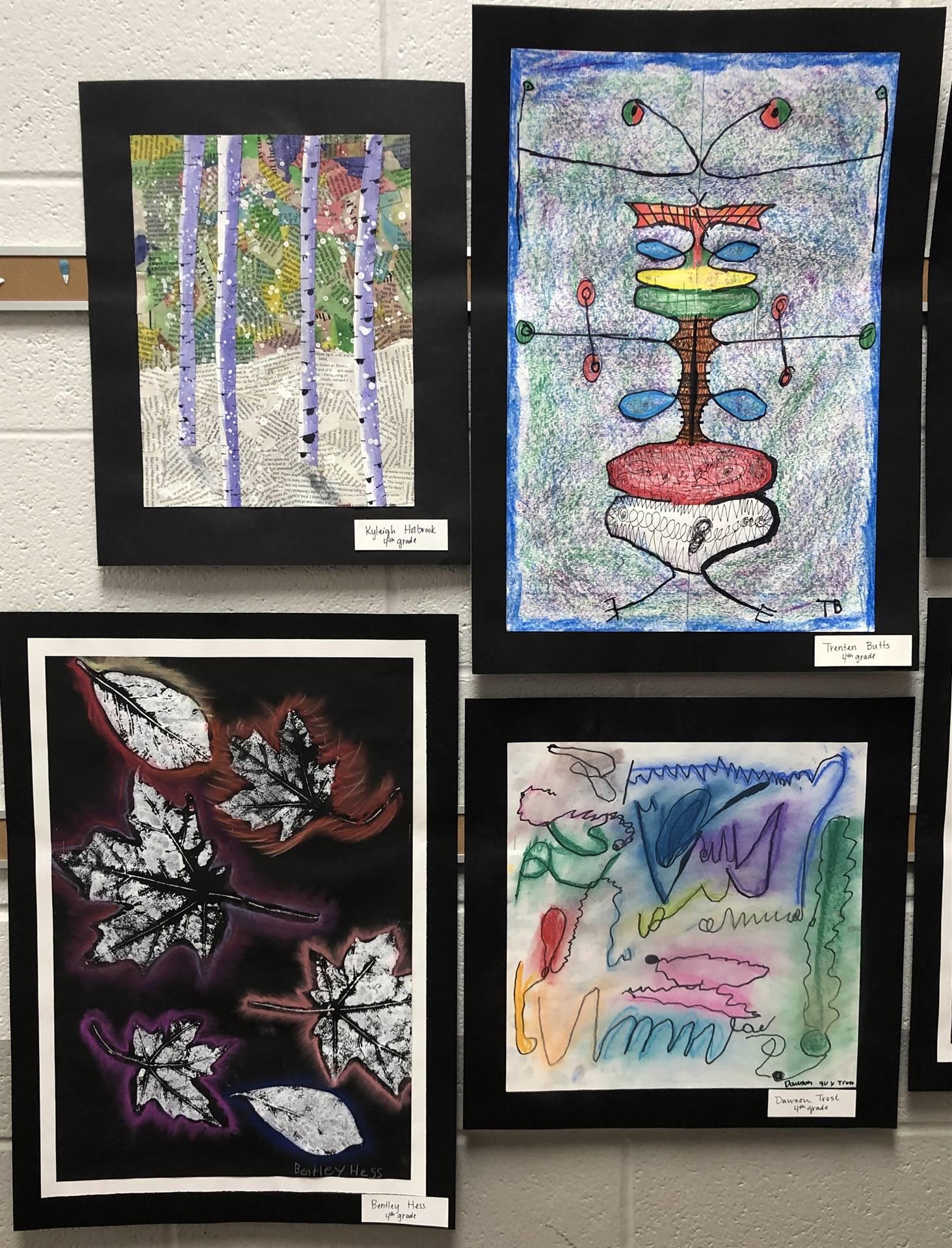 4th Grade Art