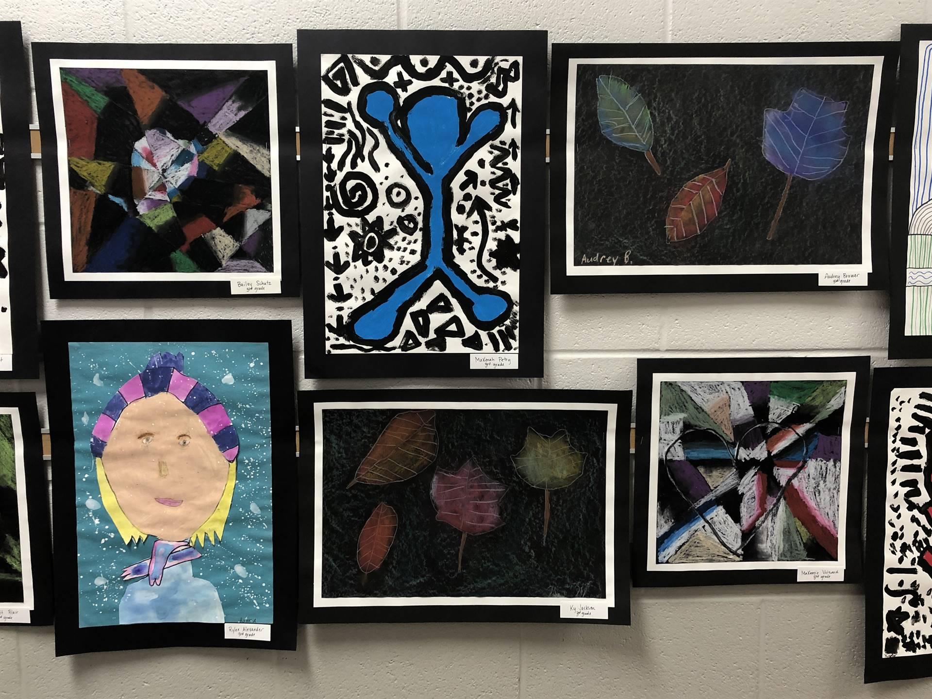 3rd Grade Art