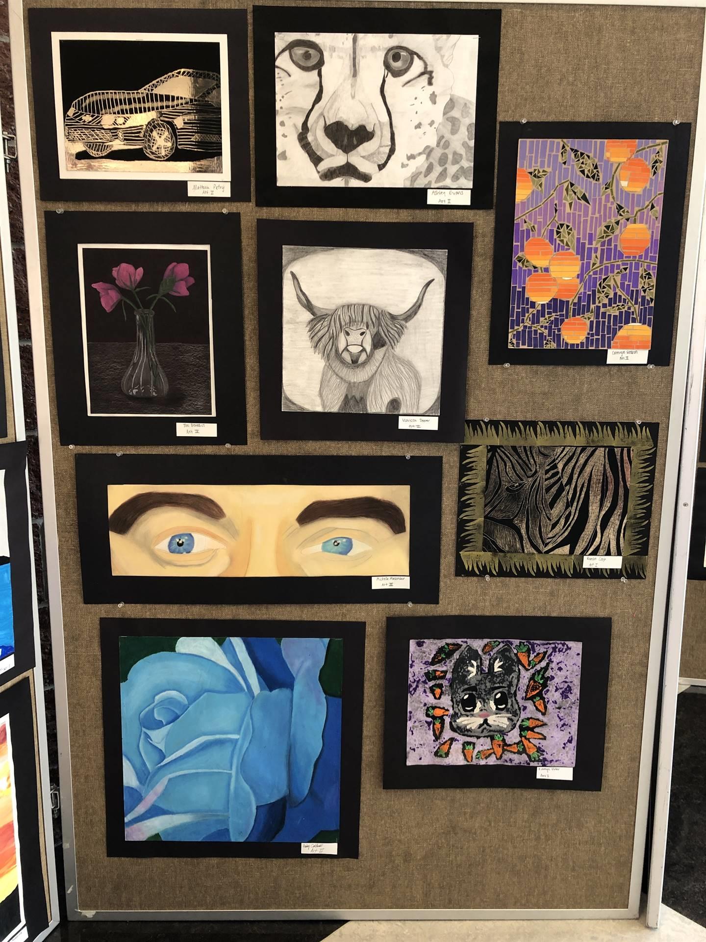 HS Art Show 2021